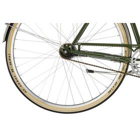 Ortler Bricktown kaupunkipyörä , vihreä
